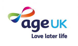 Age UK logo for best fundraising recruitment agency Peridot