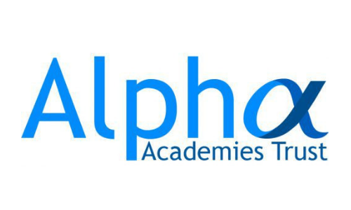 Alpha Academies Trust logo for best FE executive recruitment agencies Peridot