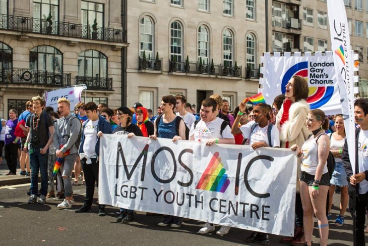 Chair of the Board, Mosaic LGBT