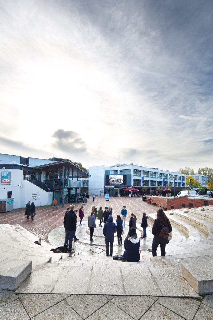 Recruiting a Chief Executive for Warwick Students' Union