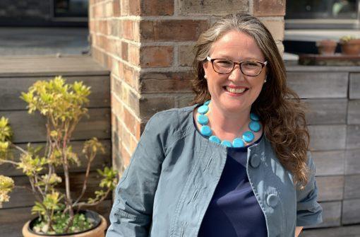 Charity executive recruitment specialist Emma Harvey
