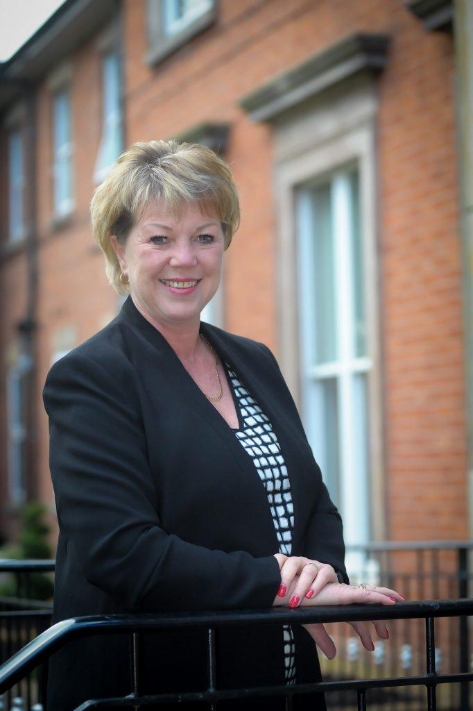 Claire Boliver South Staffordshire College for Deputy Principal FE recruitment
