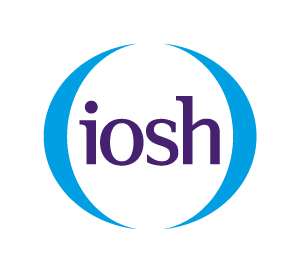 Professional membership body - trustee recruitment - IOSH logo