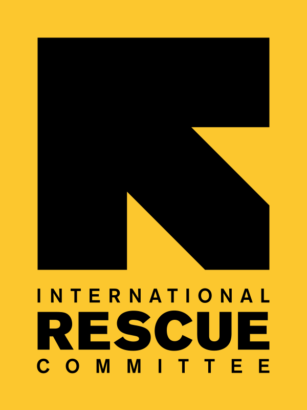 International Rescue Committee - logo for best fundraising recruitment agency Peridot
