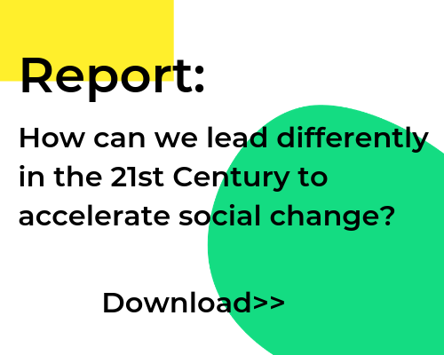 Third Sector Leadership Report - Download