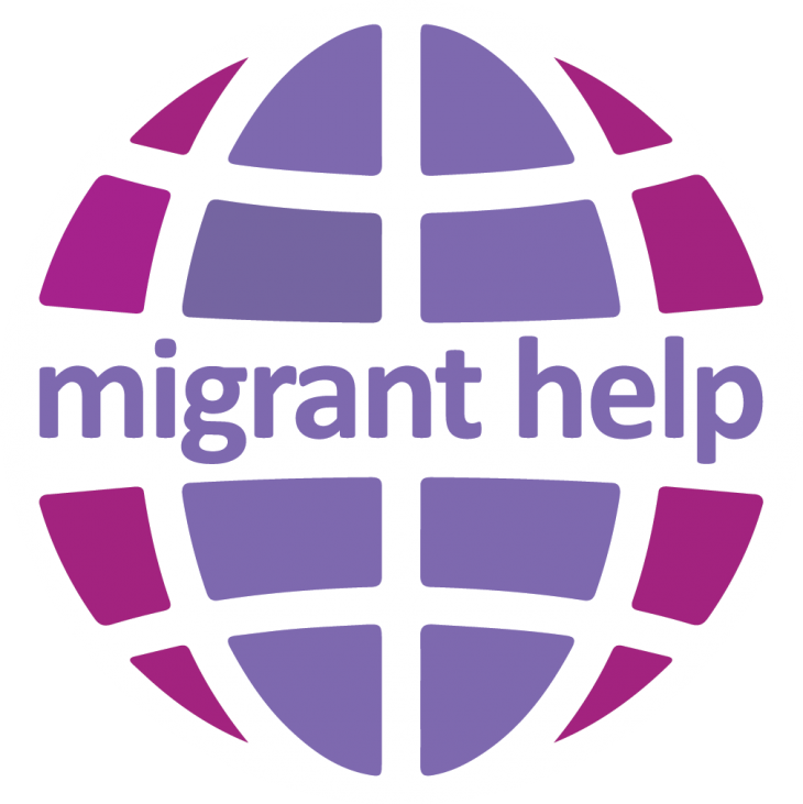 Trustee recruitment for Migrant Help UK Logo