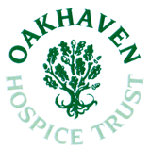 Oakhaven Hospice logo for fundraising and communications recruitment
