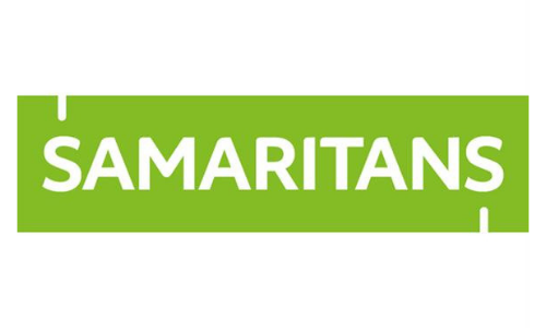 Samaritans logo best charity CEO recruitment agencies