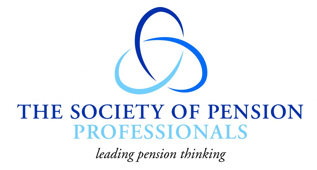 Society of Pension Professionals logo - executive recruitment