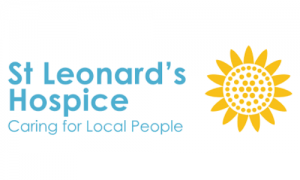 St Leonard's Hospice logo best charity CEO recruitment agencies