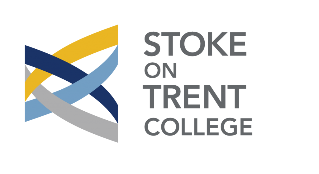 FE recruitment - Stoke on Trent logo