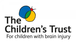 The Children's Trust logo for charity board recruitment by Peridot