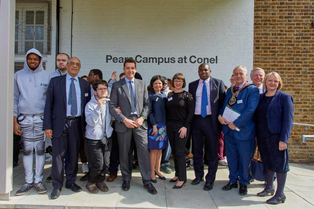 Pears Campus, Ambitious about Autism, Head of People