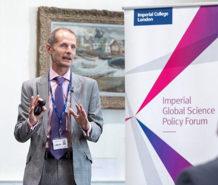 Executive recruitment, Imperial College London