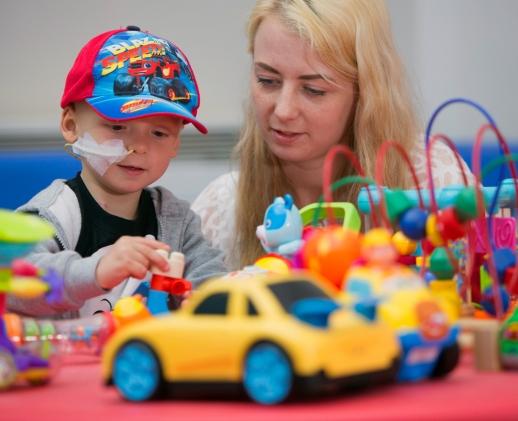 Royal Marsden Cancer Charity, fundraising recruitment
