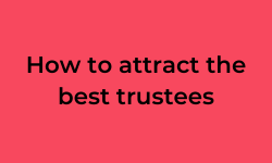 Blog@ attracting the best trustees
